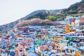 Du lịch Busan Hàn Quốc
